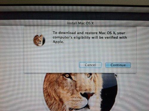 MAC重装