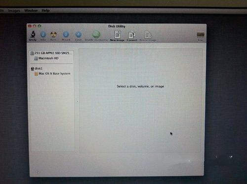 重装mac系统